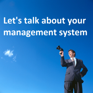 Clause 7.4 Communicating about your management system