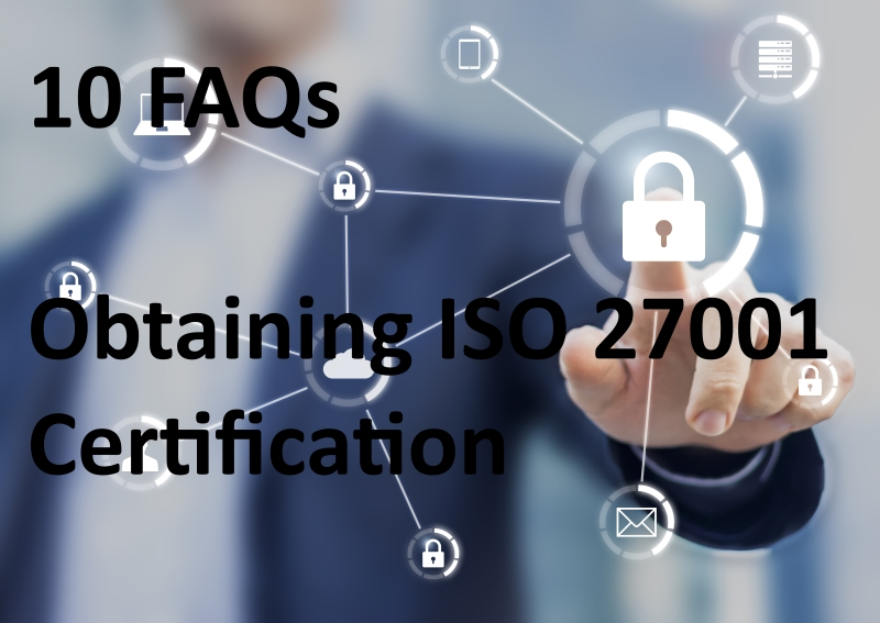 ISO27001 Information Security Certification FAQs