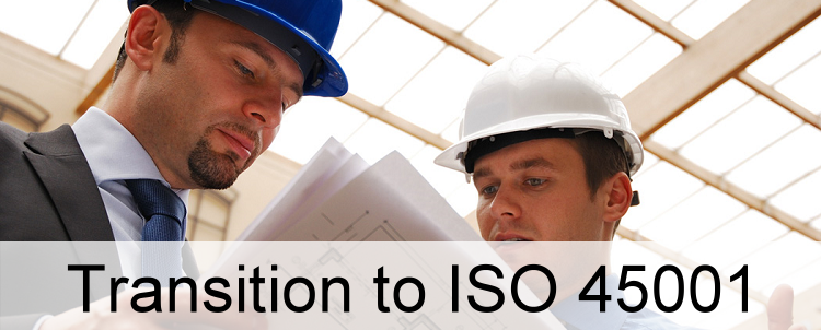 ISO45001 Transition Gap Analysis Tool