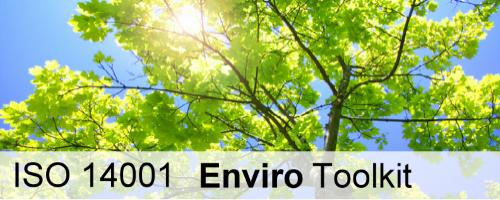 ISO14001 Enviro Toolkit