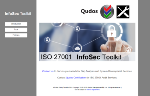 ISO27001 Information Security Toolkit