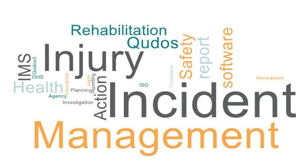 Incident and Injury management cloud