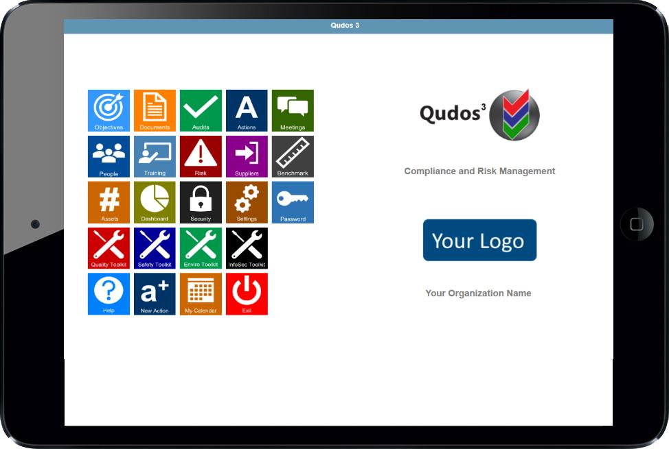 Qudos 3 IMS Software Interface
